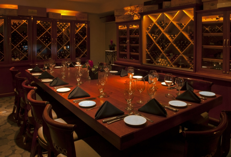 Greystone Steakhouse Private Dinner Party